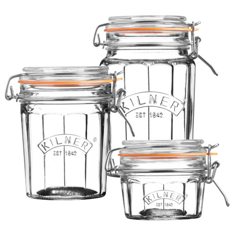 Bottles, jars & labels for jam making, canning, fermenting and preserving.